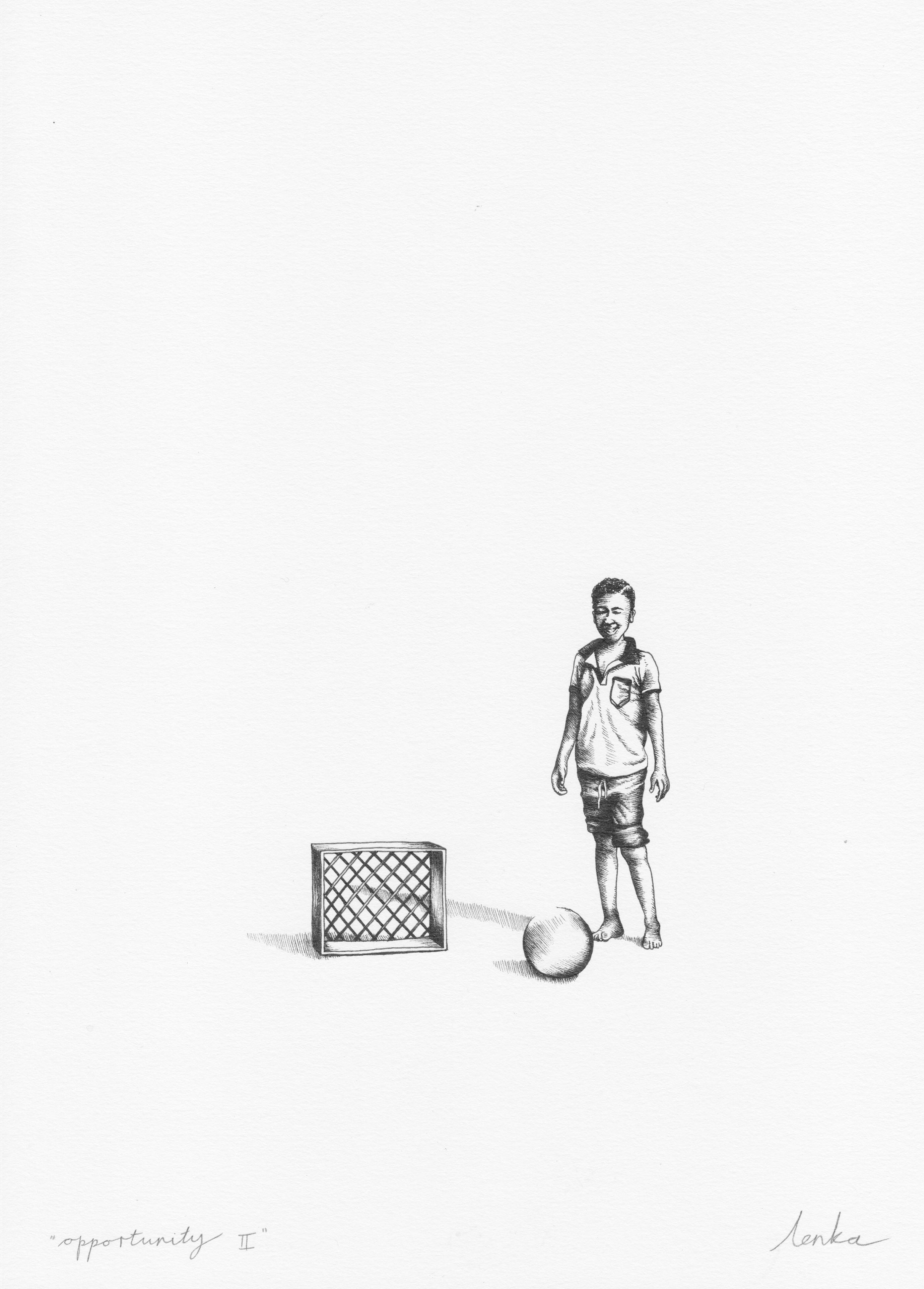 Lenka Cronje – Nr. 2.09 – opportunity II