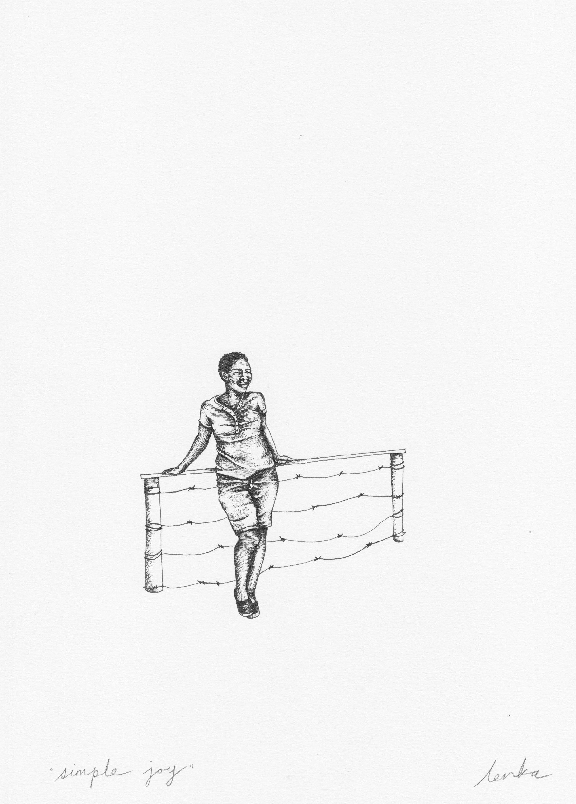 Lenka Cronje – Nr. 2.10 – simple joy