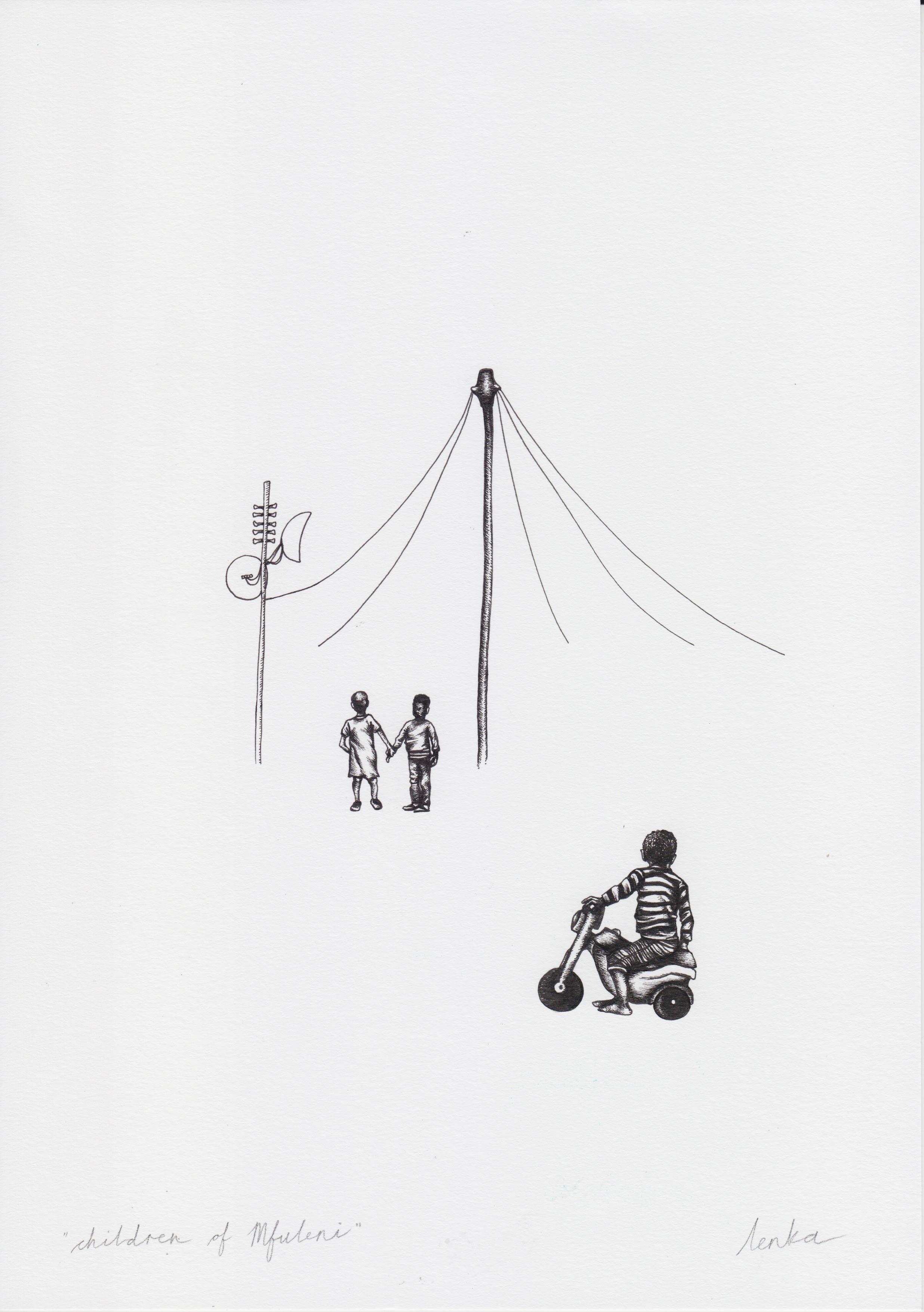 Lenka Cronje – Nr. 1.14 - children of Mfuleni