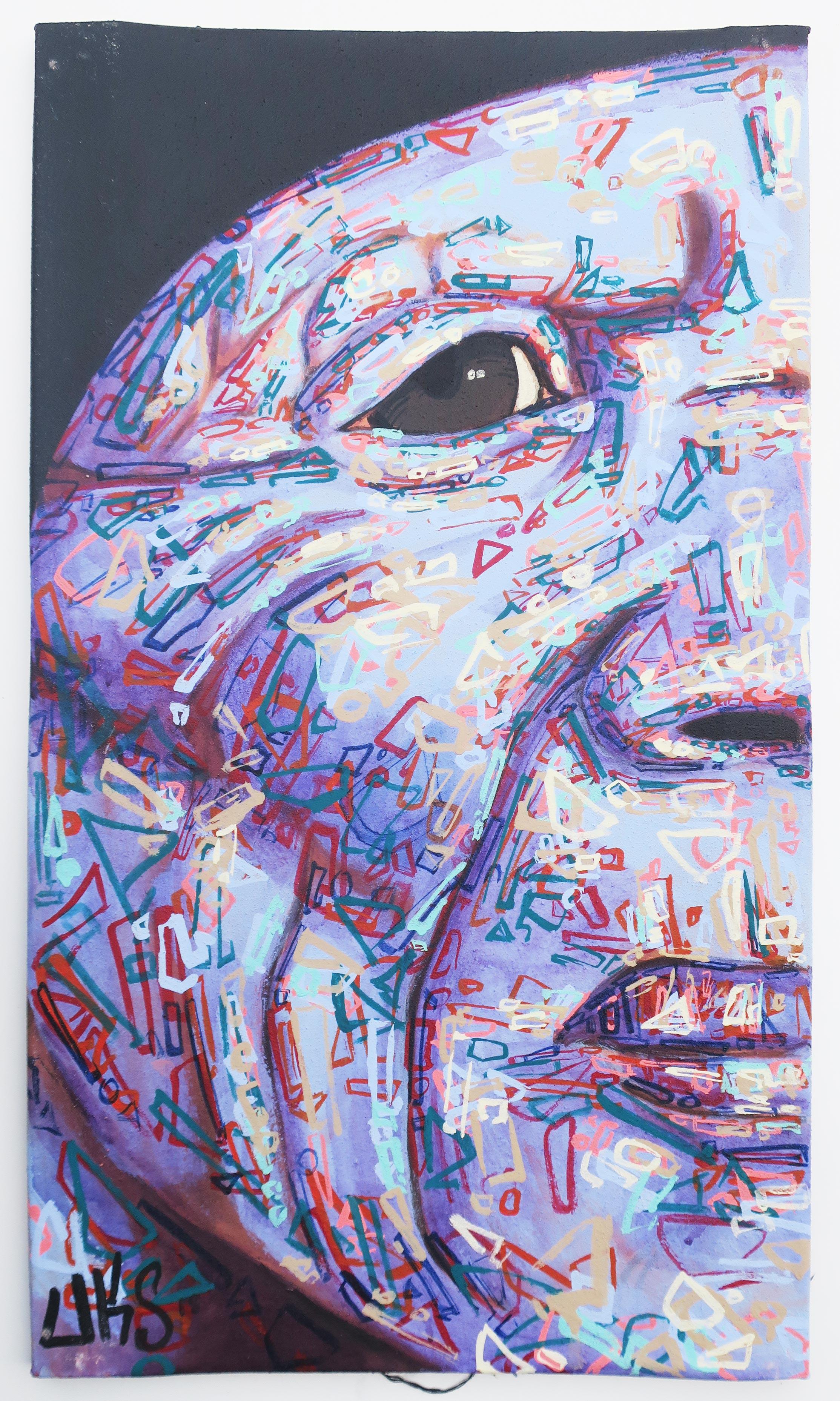 KEANON POHLMAN 1.15 (ca 40 x 70 cm)