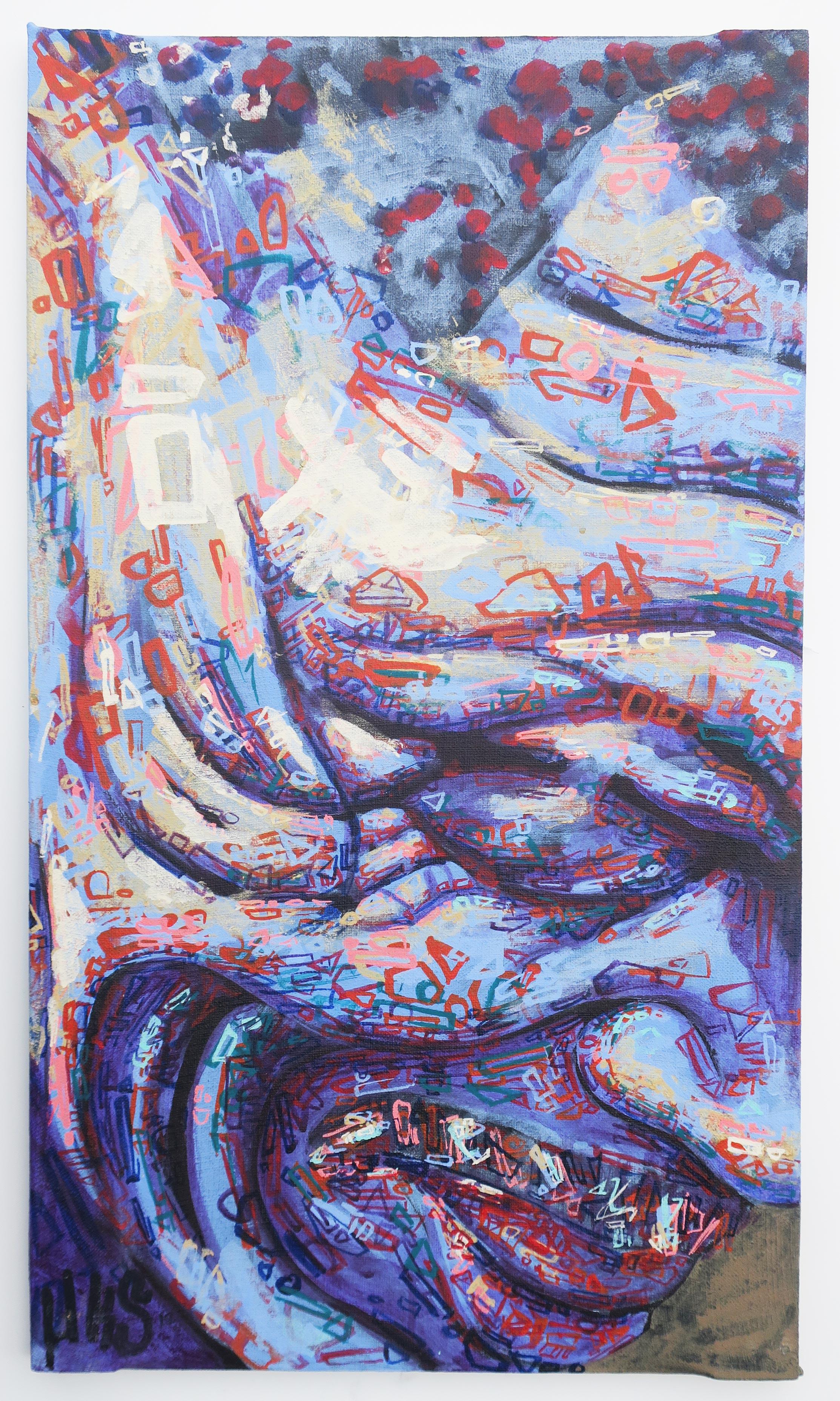 KEANON POHLMAN 1.16 (ca 40 x 70 cm)